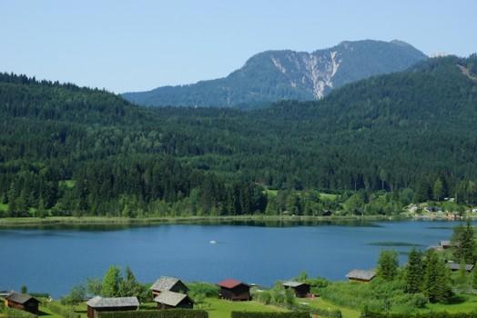 Urlaub am Weissensee Kaernten