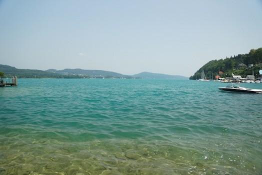 Urlaub am Woerther See Kaernten