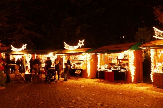 Christkindlmarkt in Villach