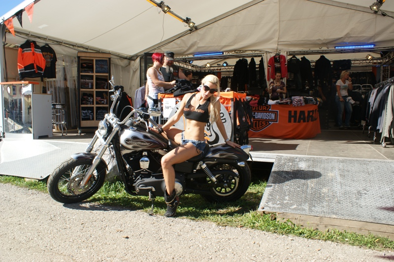 Bike Week Faaker See 2013