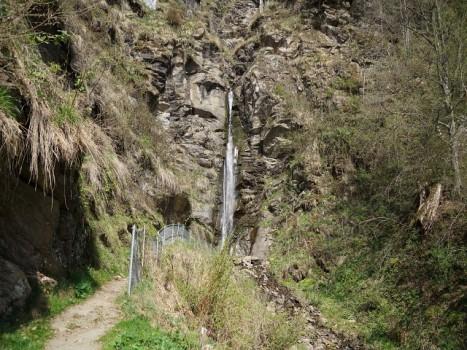 Wasserfall 1 - Finsterbach Wasserfälle Bodensdorf Ossiachersee