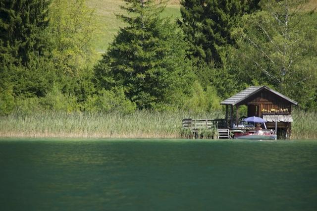 Ferienwohnung weissensee ferienhaus urlaub unterkunft for Urlaub haus mieten
